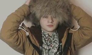 【ちょっと暑苦しい】お気に入りのロシア帽の「秘密」