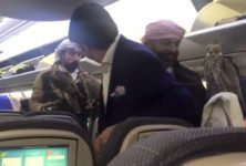 【海外の反応】「たった今、俺と同じ飛行機に鷹を連れた人たちが乗ってきたんだが…」